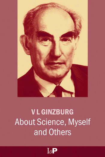 About Science, Myself and Others book cover