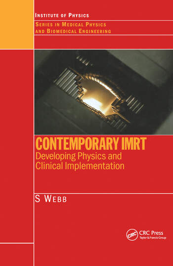 Contemporary IMRT Developing Physics and Clinical Implementation book cover