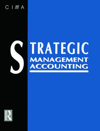 Strategic Management Accounting book cover