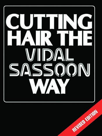 Cutting Hair the Vidal Sassoon Way book cover