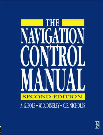 Navigation Control Manual book cover