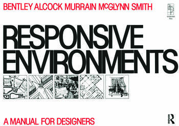 Responsive Environments book cover