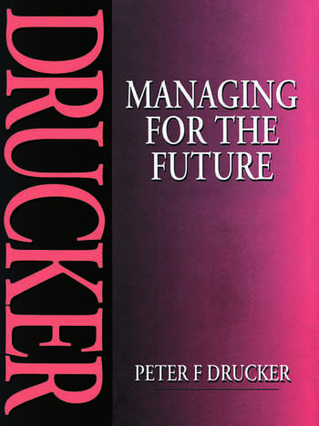 Managing for the Future book cover