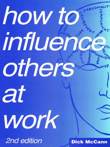 How to Influence Others at Work book cover