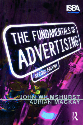 Fundamentals of Advertising book cover
