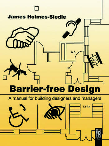 Barrier-Free Design book cover