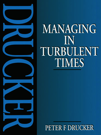 Managing in Turbulent Times book cover