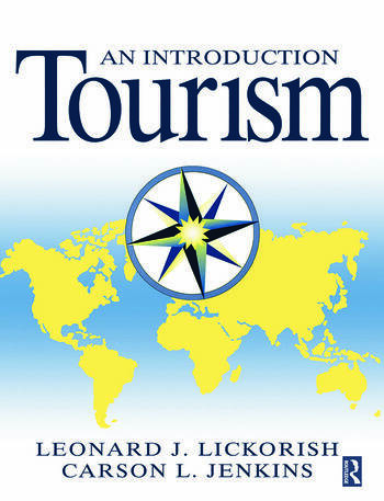 Introduction to Tourism book cover