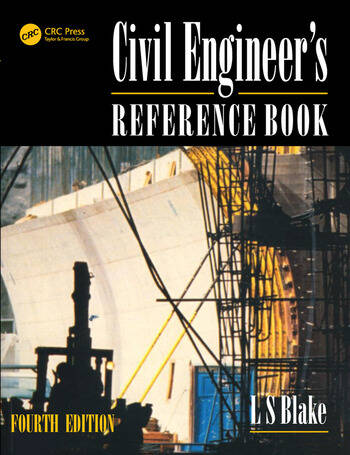 Civil Engineer's Reference Book book cover