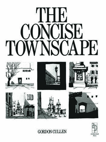 Concise Townscape book cover