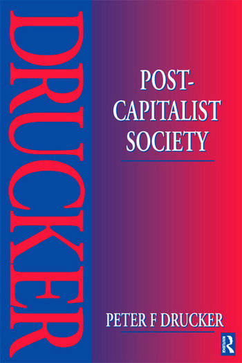 Post-Capitalist Society book cover