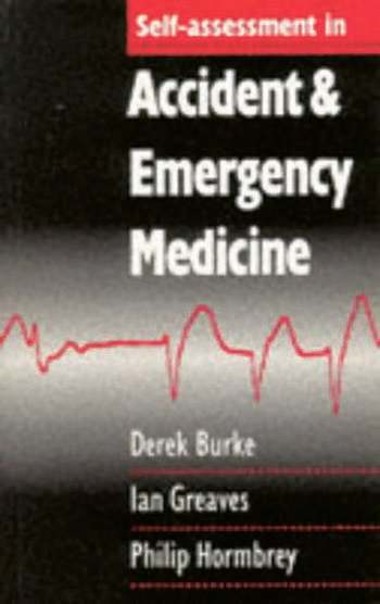 Self-Assessment In Accident and Emergency Medicine book cover