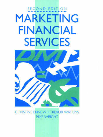 Marketing Financial Services book cover