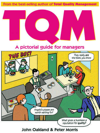 Total Quality Management: A pictorial guide for managers book cover