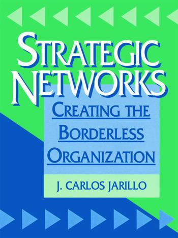 Strategic Networks book cover