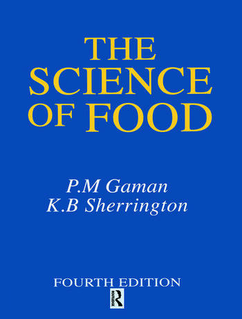 Science of Food book cover
