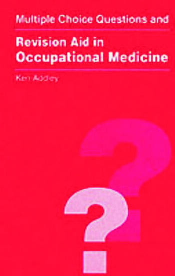 MCQs and Revision Aid in Occupational Medicine book cover