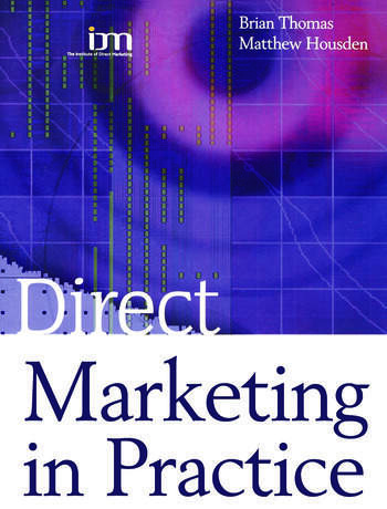 Direct Marketing in Practice book cover