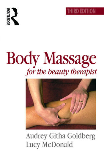 Body Massage for the Beauty Therapist book cover
