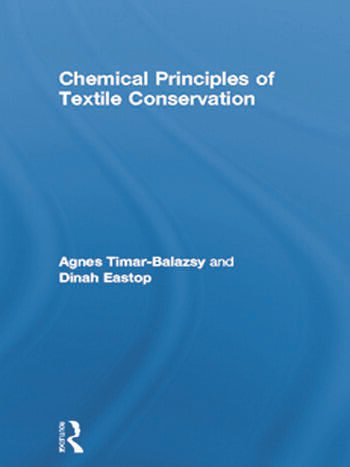 Chemical Principles of Textile Conservation book cover
