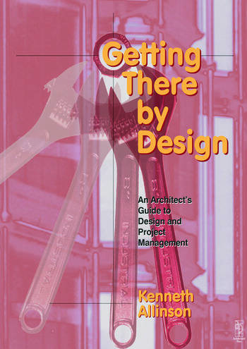 Getting There by Design book cover