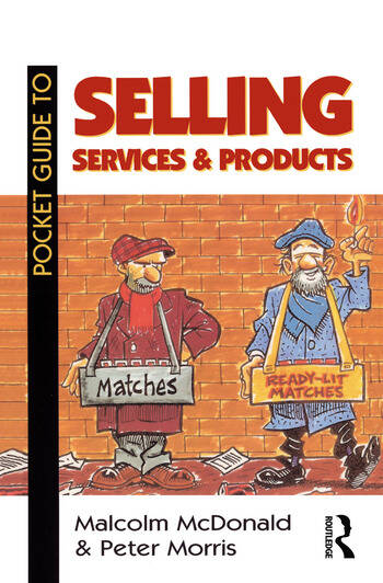 Pocket Guide to Selling Services and Products book cover