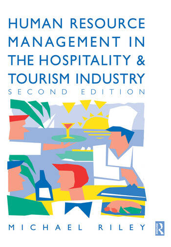 Human Resource Management in the Hospitality and Tourism Industry book cover