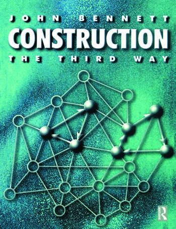 Construction the Third Way book cover