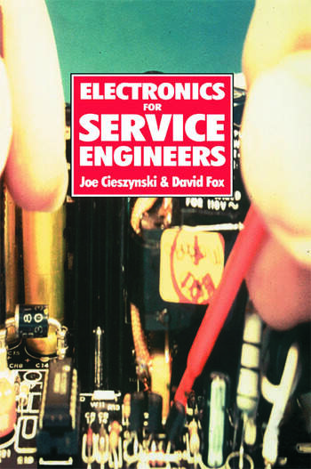 Electronics for Service Engineers book cover