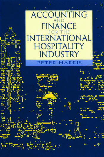 Accounting and Finance for the International Hospitality Industry book cover