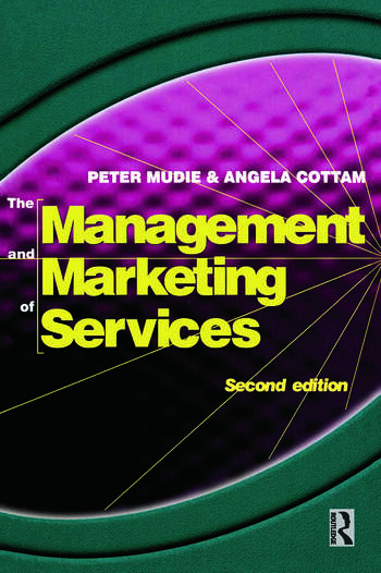 Management and Marketing of Services book cover