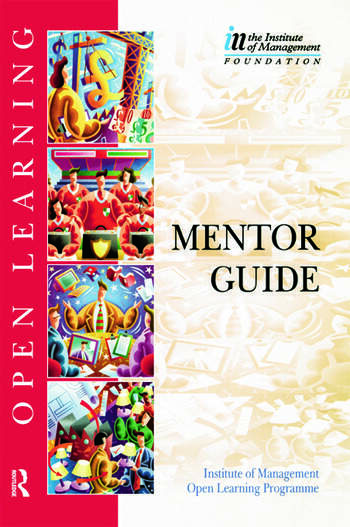 Mentor Guide book cover