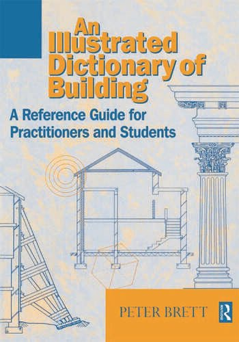 Illustrated Dictionary of Building book cover