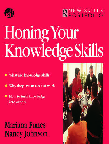 Honing Your Knowledge Skills book cover