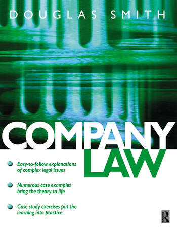 Company Law book cover