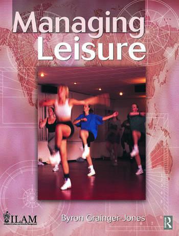 Managing Leisure book cover