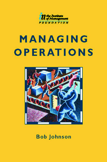 Managing Operations book cover