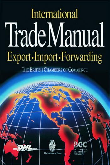 International Trade Manual book cover