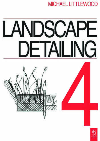 Landscape Detailing Volume 4 Water book cover