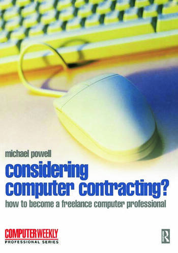 Considering Computer Contracting? book cover