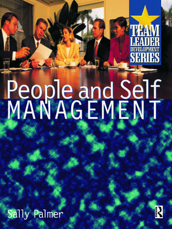 People and Self Management book cover