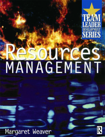 Resource Management book cover