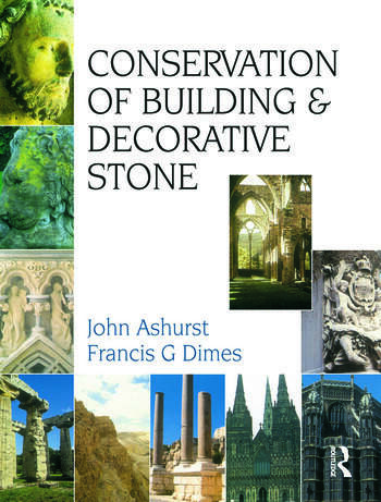 Conservation of Building and Decorative Stone book cover