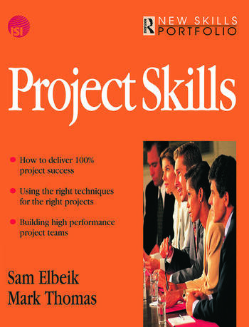Project Skills book cover