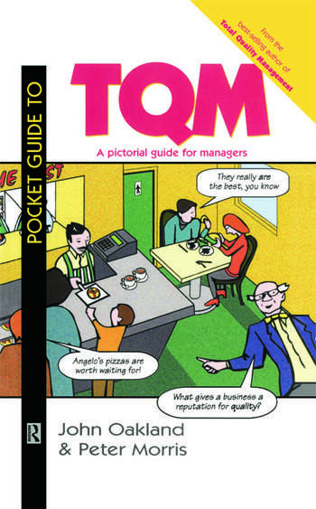 Pocket Guide to TQM book cover