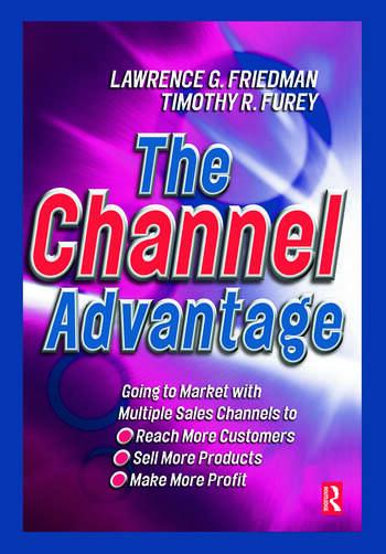 The Channel Advantage book cover