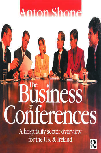 The Business of Conferences book cover