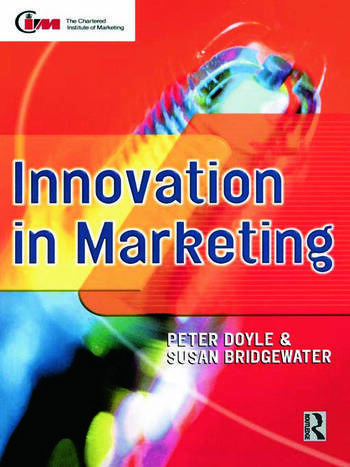 Innovation in Marketing book cover
