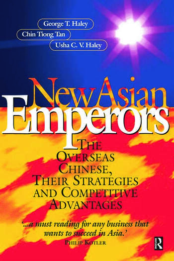 New Asian Emperors book cover