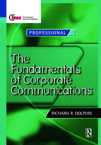 Fundamentals of Corporate Communications book cover